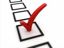 survey checkbox