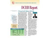 DCRB Spring 2012 Report Newsletter thumbnail image